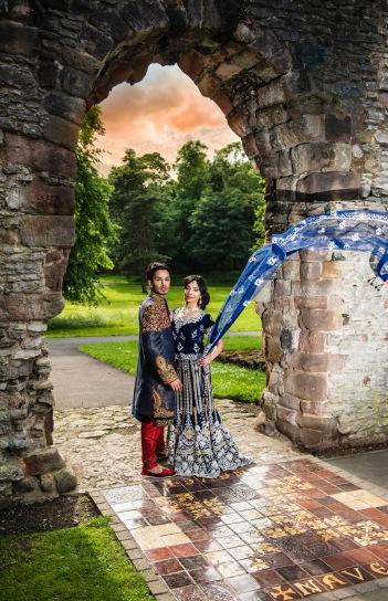 Indian Wedding Preshoot