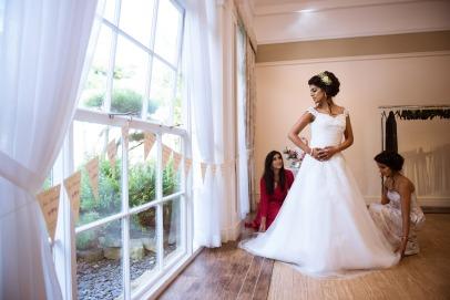 Wedding Photography Botanical Gardens