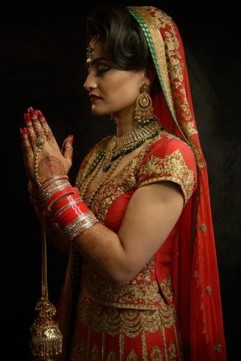 Sikh Bride Artisan Wedding Photography