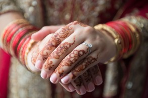 indian wedding mendhi