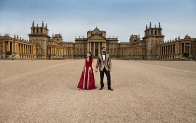 Sikh Wedding Blenheim Palace Oxford